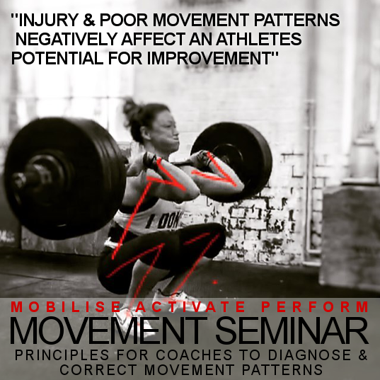 Mobility & Movement Seminar