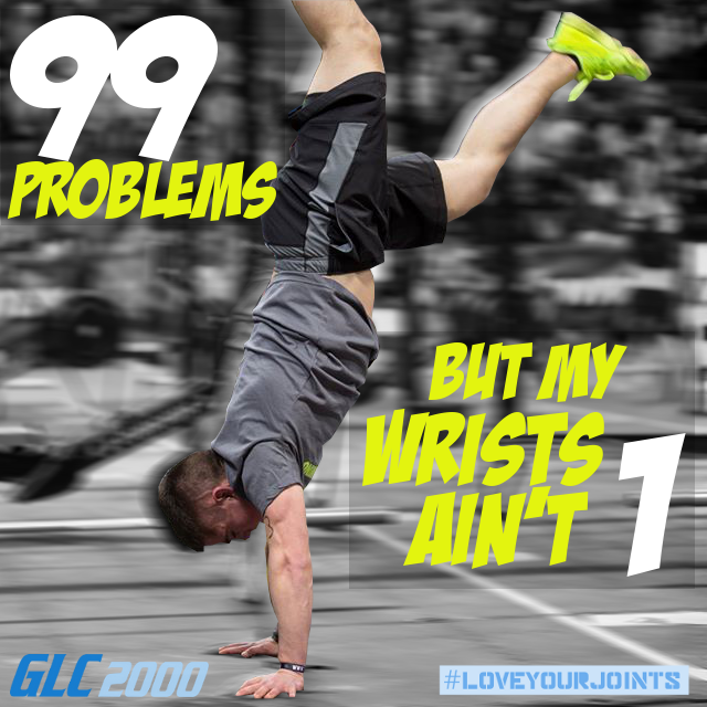 Jordan Handstand Walk 99 problems insta