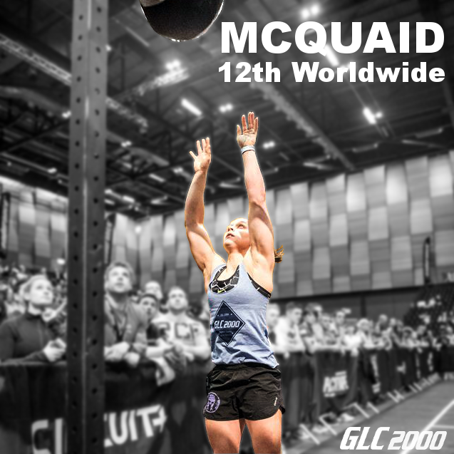 Mcquaid 12th world wide