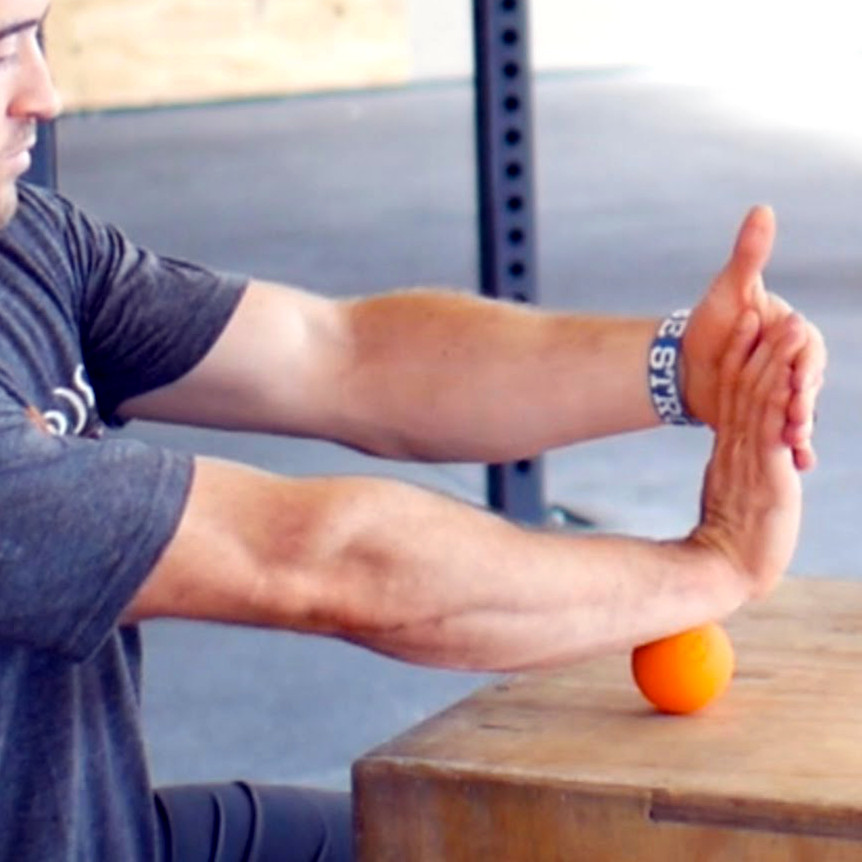 Crossfit Regional Athletes Overcoming Long Term Wrist Injuries
