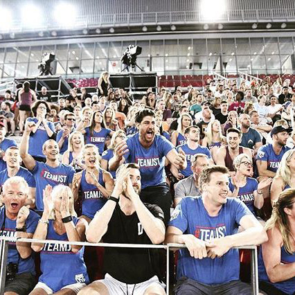 Crossfit Games 2017 UK Athletes To Watch // GLC2000