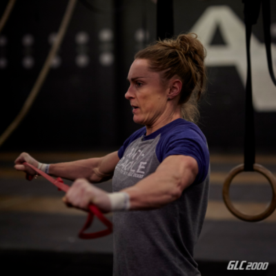 Shoulder Rehab Q&A // Samantha Briggs