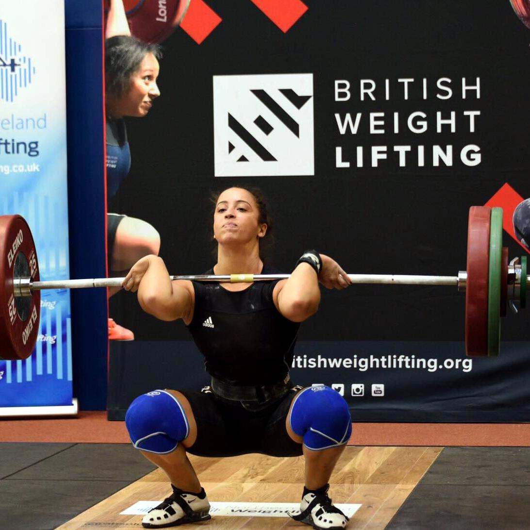 Bobbie Ross – Weightlifting Wrist Injury