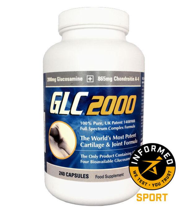 GLC2000 tub