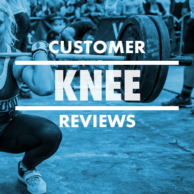 Customer Knee Reviews