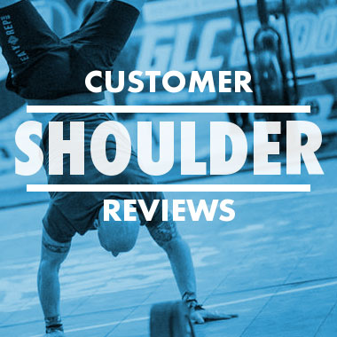 Customer Shoulder Reviews